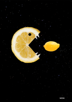 Lemon Eats Lemon by azzza