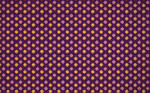 Cute Pink And Orange Bugs Purple Pattern Wallpaper by azzza