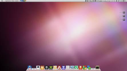 New desktop by arrioch