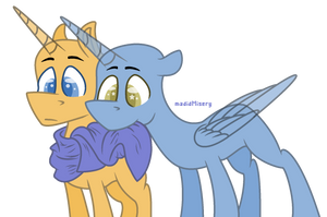 MLP Base #1 - Dont catch a cold by madidMisery