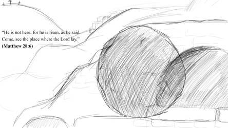 He is Risen by Feesu-san