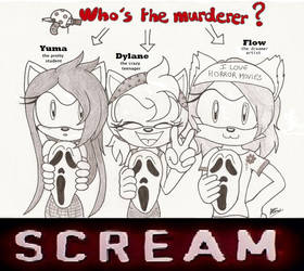 Who's the murderer =3? by RougeBatGirl86