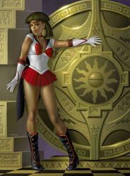 Sailor Hyperion by AlanGutierrezArt
