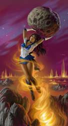 Sailor Titan by AlanGutierrezArt