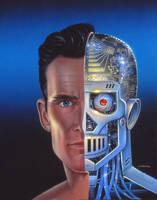 Humanoids Among Us by AlanGutierrezArt