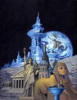 The Ultimate Earth by AlanGutierrezArt