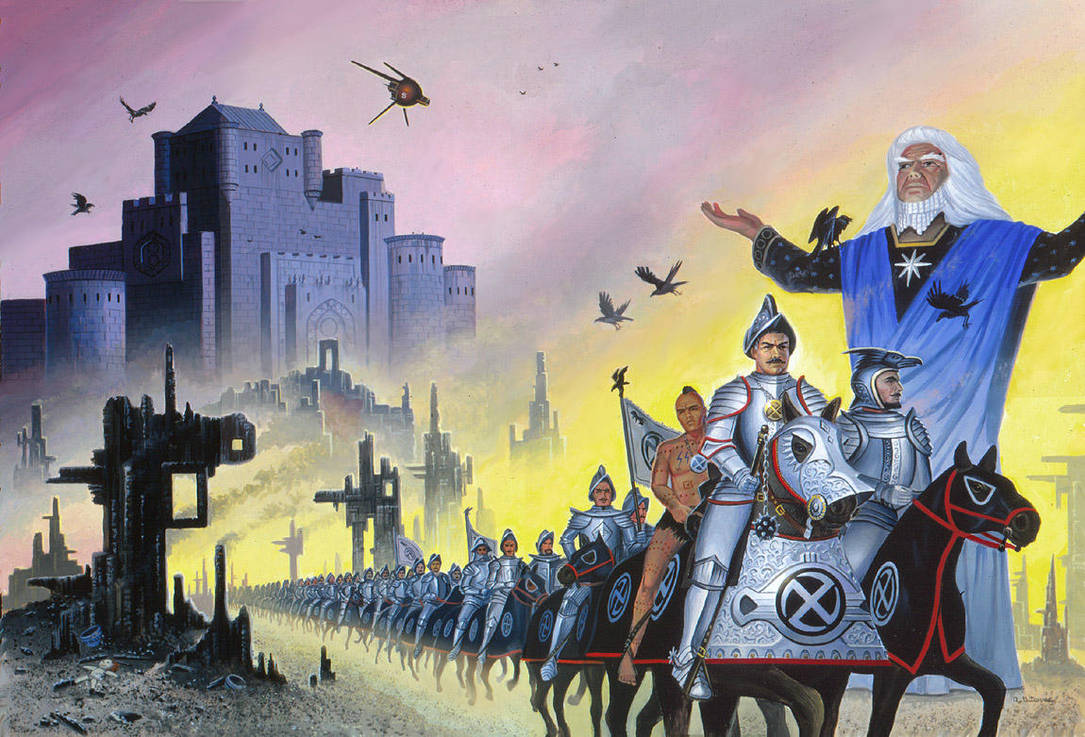 Kalvan Kingmaker by AlanGutierrezArt