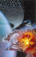Battle For Terra Two by AlanGutierrezArt