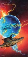 Silent Death: Yoka-Shan Warworld by AlanGutierrezArt
