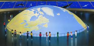 Oceanarium: Save Our Seas by AlanGutierrezArt