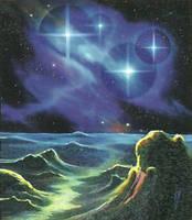Nebula by AlanGutierrezArt