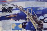 Alaska Siberia Bridge Two Page Spread by AlanGutierrezArt