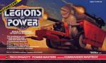 Tonka Legions Of Power by AlanGutierrezArt