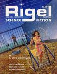 Rigel Magazine by AlanGutierrezArt