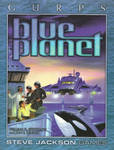 Gurps Blue Planet by AlanGutierrezArt