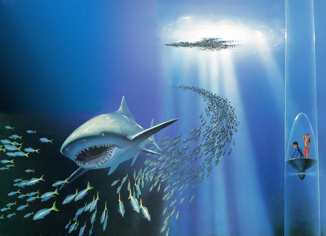 Oceanarium: Schools Of Fish by AlanGutierrezArt