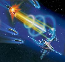 Laser Dazzler by AlanGutierrezArt