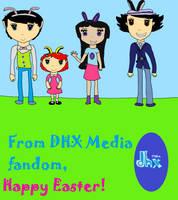 DHX Media Fandom Easter Photo by Meganthecutegirl1997