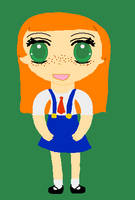 Madeline golden book Chloe by Meganthecutegirl1997