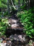 Thousand Stairs 2 by Sir-Isac-Vanillabean