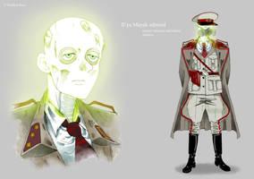 Il'ya Mayak Admiral by Fraulein-Kazz