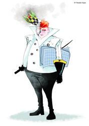 Doktor N.Gin by Fraulein-Kazz