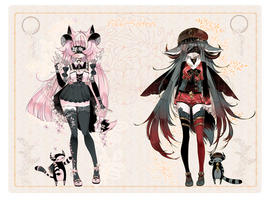 [CLOSED]ADOPT AUCTION 331-Blind Lace by Piffi-sisters