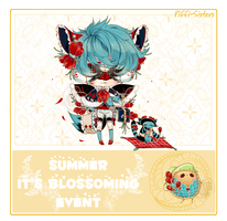Summer It's Blossoming Event - [Day 15] by Piffi-sisters