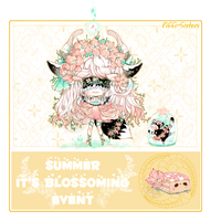 Summer It's Blossoming Event - [Day 16] by Piffi-sisters