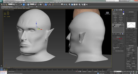 HTW Application - Inquisitor, WIP1 by Seth-T