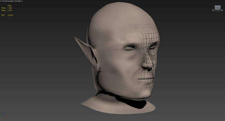HTW Application - Inquisitor, WIP3 by Seth-T
