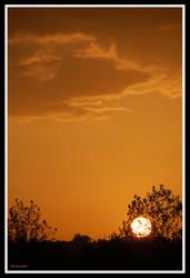 Cuando el sol se va... by Curri-chan