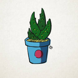 Cactus 27 by Alecobain26