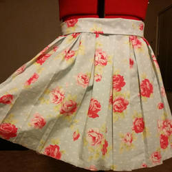 Full skirt by mzclark