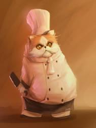 cat by webang111