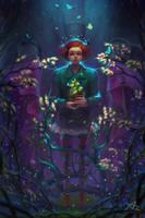 The Tree Master by webang111
