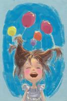 balloon by webang111