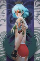 Mermaid by webang111