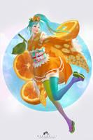 Orange by webang111