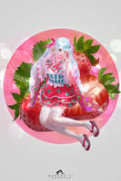 Strawberry by webang111