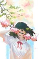 Cassia bakeriana Craib by webang111