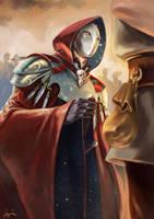 The Phantom Thief by Bertuccio