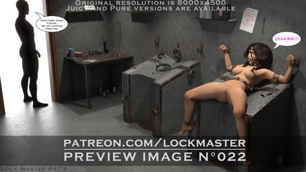 022 - Preview : Basement Workshop by DOLL-Forces