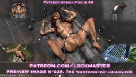 The wastewater collector (Censored, re-uploaded) by DOLL-Forces