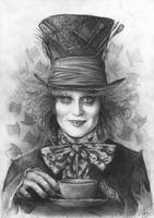 Mad as a Hatter by Laiyla