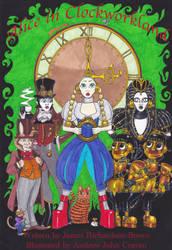 Steampunk Alice In Wonderland   Alice In Clockwork by AndrewJohnCraven