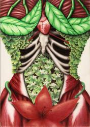 The blooming Heart by Sagadi
