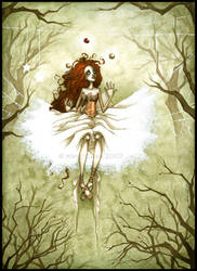 A Midwinter Night's Dream by KmyeChan