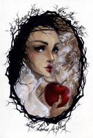 Snow White by KmyeChan