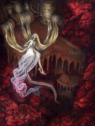 Rapunzel by KmyeChan